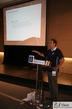 Ross Williams at the January 27-29, 2007 Internet Dating Conference in Barcelona