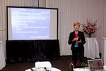 Ann Robbins (CEO of eDateAbility) at the June 22-24, 2011 Los Angeles Online and Mobile Dating Industry Conference