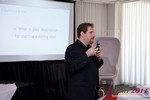 OPW Pre-Session (Eric Resnick of Courtland Brooks) at the 2011 Online Dating Industry Conference in Los Angeles