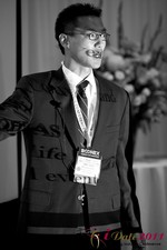 Douglass Lee (Vice President at Click2Asia) at iDate2011 Los Angeles