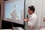 Chas McFeely (CEO of HookChasUp.com) at the iDate Dating Business Executive Summit and Trade Show