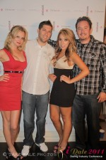 One of the Best iDate Dating Industry Best Parties  at the 2011 Los Angeles Internet Dating Summit and Convention
