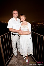 The Hollywood Dating Executive Party at Tai 's House at the June 22-24, 2011 Dating Industry Conference in L.A.