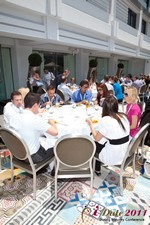 Dating Industry Executive Luncheon at the 2011 L.A. Internet Dating Summit and Convention