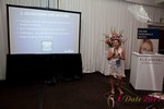 Monica Ohara (Director of Marketing at SpeedDate.com) at the 2011 Los Angeles Internet Dating Summit and Convention