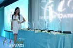 The Awards and Andrea Ocampo at the 2012 Miami iDate Awards Ceremony