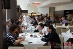 Lunch  at the September 10-11, 2012 Koln European Union Online and Mobile Dating Industry Conference