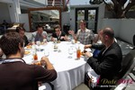 Lunch at the 2012 Internet and Mobile Dating Industry Conference in California