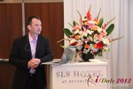 Mark Brooks (CEO of Courtland Brooks) at iDate2012 West