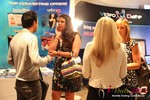 Exhibit Hall at the 2012 Online and Mobile Dating Industry Conference in Los Angeles