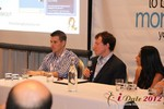 Mobile Dating Focus Group at the 2012 Online and Mobile Dating Industry Conference in Los Angeles
