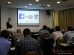 Fernando Ranieri Google Account Executive Speaking on Search Marketing Strategy  at the 36th iDate Dating South America Industry Conference in Sao Paulo