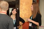 Networking at the 35th iDate2013 Germany convention