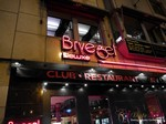 Party at Brvegel Deluxe at the September 16-17, 2013 Mobile and Internet Dating Industry Conference in Germany