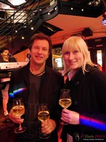 Networking Party at the 2013 European Online Dating Industry Conference in Germany