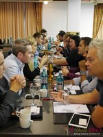 Speed Networking at the September 16-17, 2013 Germany European Internet and Mobile Dating Industry Conference