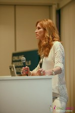 Cheryl Besner - CEO Therapy Session at the June 5-7, 2013 Mobile Dating Industry Conference in L.A.