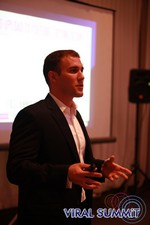 John Jacques - Sr Acct Executive at Virool at the June 5-7, 2013 L.A. Online and Mobile Dating Industry Conference