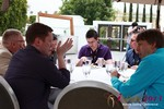 Lunch at the June 5-7, 2013 Mobile Dating Industry Conference in L.A.