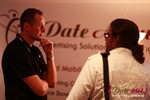 Networking at the 34th iDate Mobile Dating Industry Trade Show