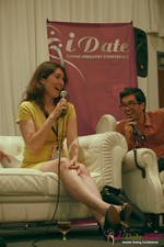 Tanya Fathers - on the Final Panel at the June 5-7, 2013 L.A. Online and Mobile Dating Industry Conference
