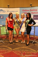 Cupid.com (Platinum Sponsor) at the January 16-19, 2013 Internet Dating Super Conference in Las Vegas