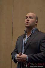 Pat Ness (President SMB Master) at the 2013 Las Vegas Digital Dating Conference and Internet Dating Industry Event