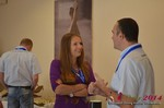 Exhibit Hall  at the September 7-9, 2014 Mobile and Internet Dating Industry Conference in Germany