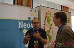 Exhibit Hall, Neo4J Sponsor  at iDate2014 Germany