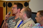 Henning Weichers CEO of Metaflake, Final Panel  at the 2014 European Union Internet Dating Industry Conference in Germany