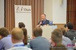 Wayne May, CEO of ScamSurvivors  at iDate2014 Germany