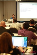 Alex Harrington, COO Of Snap Interactive at the June 4-6, 2014 L.A. Online and Mobile Dating Industry Conference