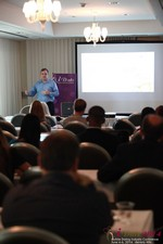 Alex Kirkpartrick, Co-Founder of BeehiveID On Social Graphs For Engaging Mobile Users at the iDate Mobile Dating Business Executive Convention and Trade Show