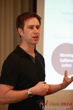 Author Neal Cabage Of The Smarter Startup at iDate2014 West