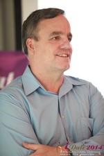 BeehiveID Co-Founder Alex Kirkpartrick at iDate2014 West