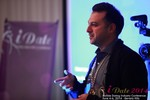 Honor Gunday, CEO Of Paymentwall Speaking On Dating Payments at iDate2014 Beverly Hills