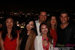 Hollywood Hills Party at Tais for Online Dating Industry Executives  at the 2014 L.A. Mobile Dating Summit and Convention
