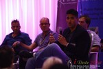 Mobile Dating Final Panel CEOs  at the 38th iDate2014 L.A.