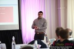 Justin Smith, Director Of Business Development at Cake Marketing at the 2014 Online and Mobile Dating Industry Conference in L.A.