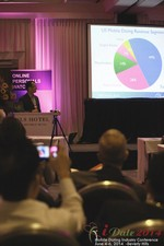 Mark Brooks CEO Courtland Brooks Providing The State Of The Mobile Dating Industry The  at the 38th iDate2014 Beverly Hills