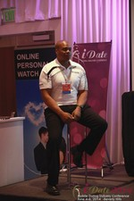 Nigel Williams, VP at Adxpansion On Best Strategies For Online Dating Conversions at the 38th Mobile Dating Business Conference in Beverly Hills