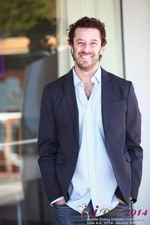 Brian Grushcow, Partner at Solving Mobile at the 38th iDate Mobile Dating Industry Trade Show