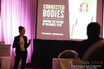 Syuzi Pakhchyan Of Fashioning Technology Keynote Presentation On Wearable Technology at the 38th iDate Mobile Dating Business Trade Show