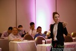 Syuzi Pakhchyan Of Fashioning Technology Keynote Presentation On Wearable Technology at the 38th Mobile Dating Industry Conference in L.A.