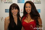 Julie Spira & Carmelia Ray  in Las Vegas at the 2014 Online Dating Industry Awards