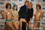 Jeff Collier & Sheri Grande  at the 2014 Internet Dating Industry Awards Ceremony in Las Vegas