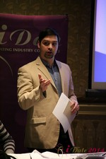 Arthur Malov - Co-Founder @ IDCA at the January 14-16, 2014 Las Vegas Online Dating Industry Super Conference