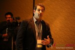 David Benoliel - Dir of Business Development @ Ashley Madison at the January 14-16, 2014 Las Vegas Online Dating Industry Super Conference