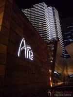Aria Hotel - Post Event Party @ Gold Lounge at Las Vegas iDate2014