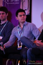 Kevin Feng - Dating Super-Affiliate at the January 14-16, 2014 Internet Dating Super Conference in Las Vegas